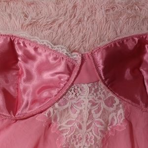Seductive Wear by Cinema Etoile Intimates & Sleepwear - Seductive Wear by Cinema Etoile babydoll Pink S:3X